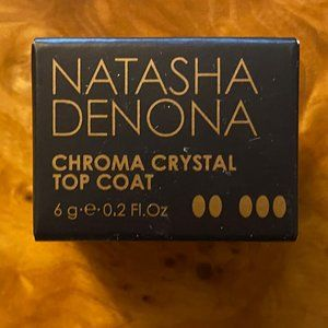 NATASHA DENONA Chroma Top Coat Metal Bronze